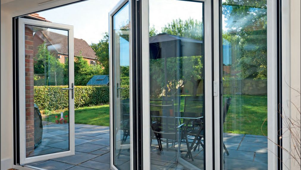 bi-folding doors west wickham, kent door installation